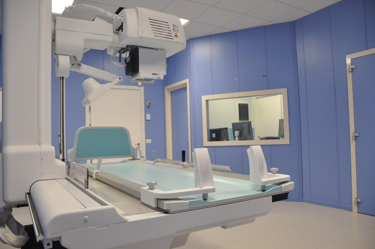Centro medico La Quintana - Radiologia digitale