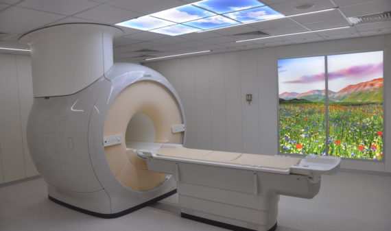 Centro medico La Quintana - Risonanza Magnetica tradizionale 1.5 Tesla