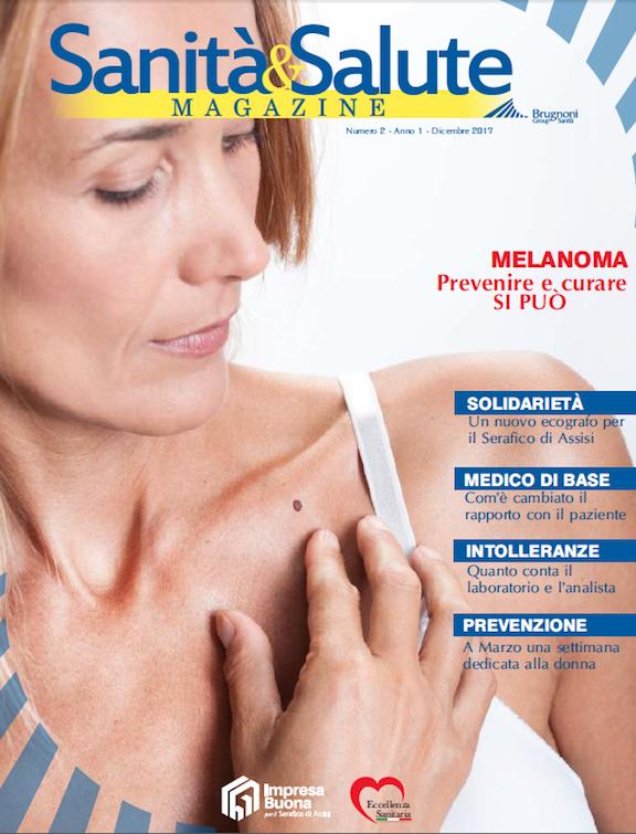 Brugnoni-Group-Sanita-Copertina-Magazine-n.2-anno-1-Dicembre-2017