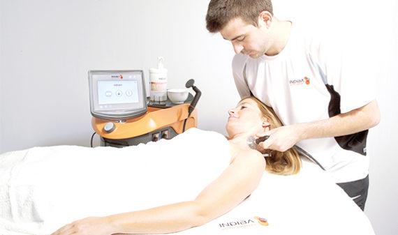 Centro medico La Quintana - Fisioterapia - Terapia Fisica - Tecarterapia