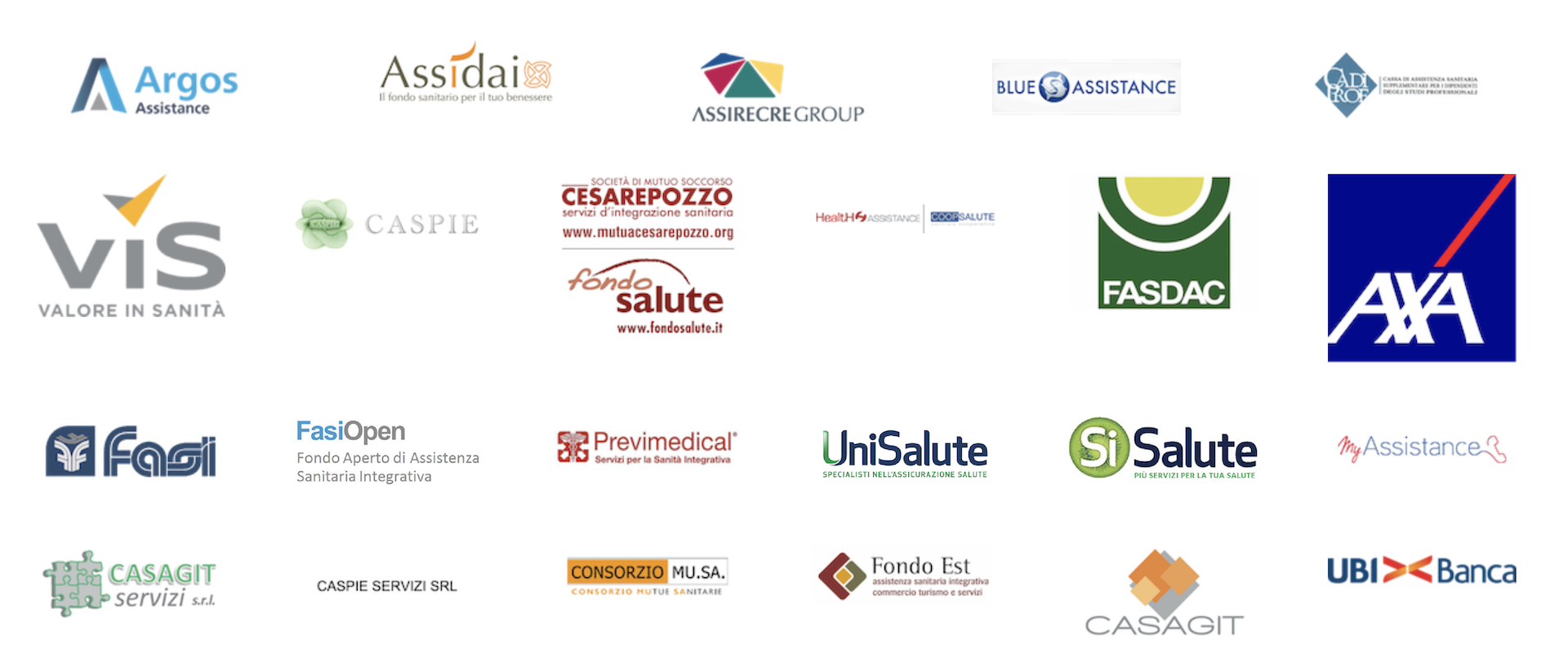 Brugnoni Group Sanità - Convenzioni al 04.10.2019